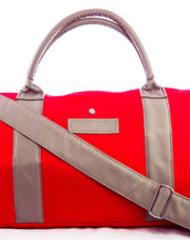 Fire Travel Duffle