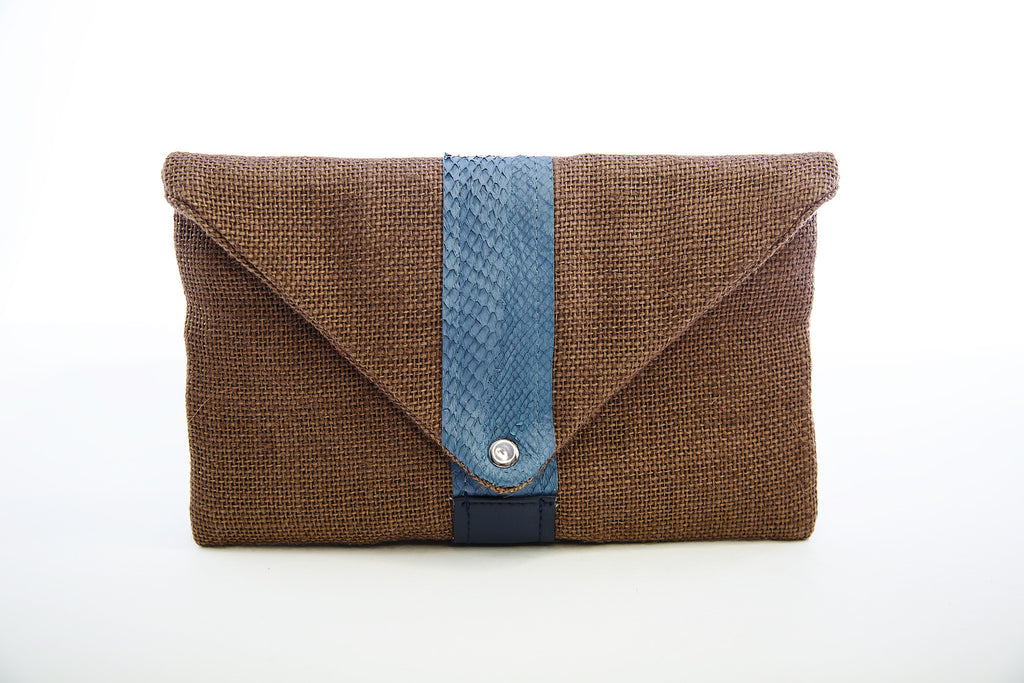 Water Envelope Clutch