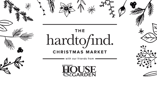 Hard To Find - Christmas Market : Sydney : EQ | 18th December 2016 - 10-5pm