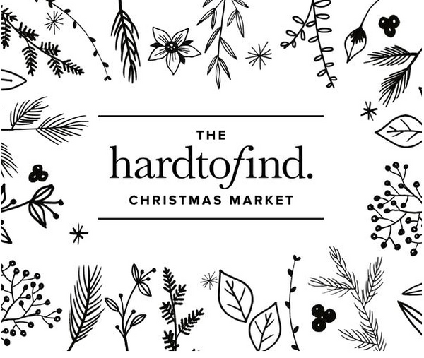Hard To Find - Christmas Market : Sydney : EQ | 17th December 2016 - 9-4.30pm