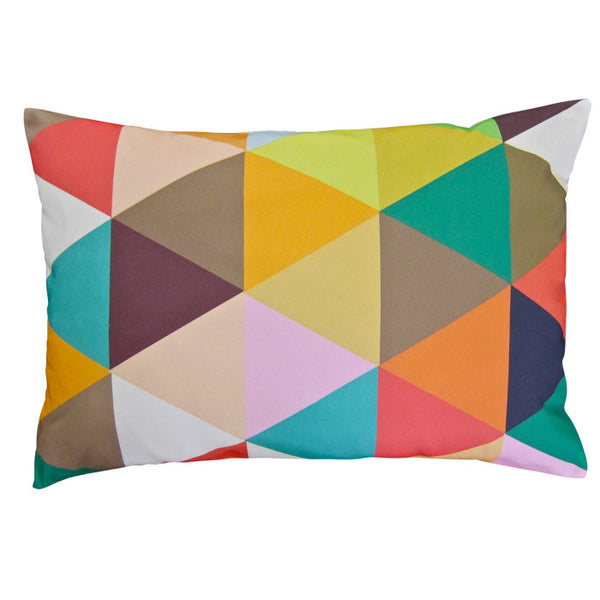 KALEIDOSCOPE CUSHION (cover only) 60x40cm