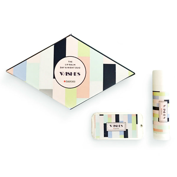 THE LIP BALM DAY & NIGHT DUO - WISHES