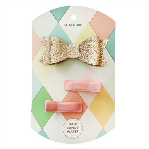 Hair Candy WAFER : 3 PC - ARGYLE