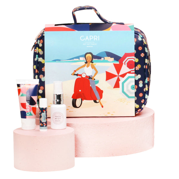 JET SET PACK - CAPRI