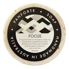 PANFORTE SOAP - FOCUS