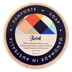 PANFORTE SOAP - RELISH