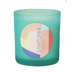 RESORT LUXE CANDLE - SANTORINI