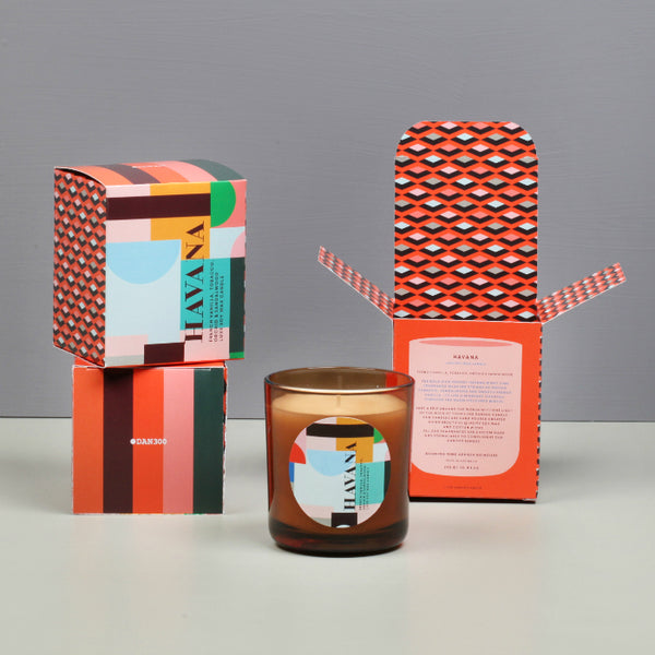 RESORT LUXE CANDLE - HAVANA