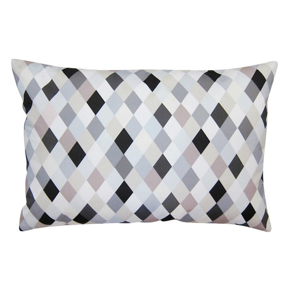 ARGYLE MONO (cover only) 60x40cm