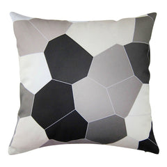 FRAGMENTS MONO CUSHION (cover only) 45x45cm
