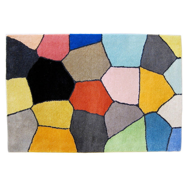 PIXEL HAND TUFTED MAT (All-ware) 90 x 60cm