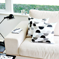 SPLICE CUSHION (cover only) 45x45cm