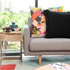 YULLA XLARGE CUSHION (with insert) 65 x 65cm