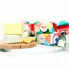 MESSAGE IN A SOAP - ZEST