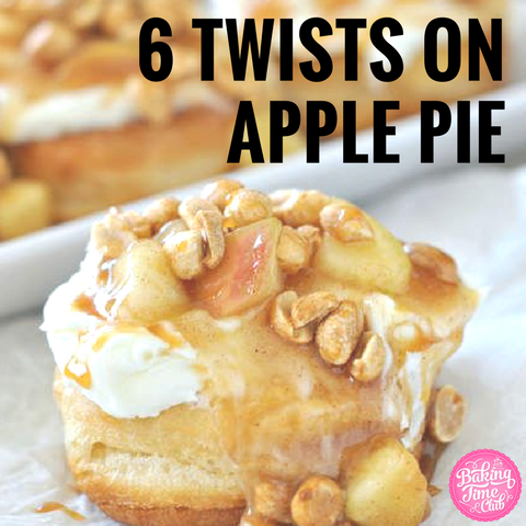 6 Twists On Apple Pie Day
