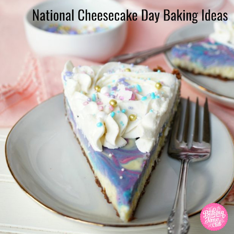 National Cheesecake Day Baking Ideas
