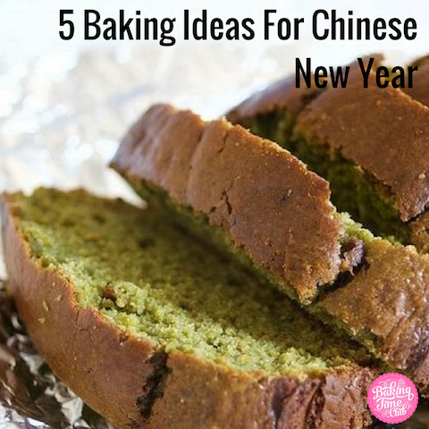 5 Baking Ideas For Chinese New Year