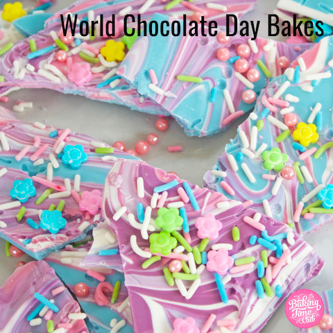 World Chocolate Day Bakes