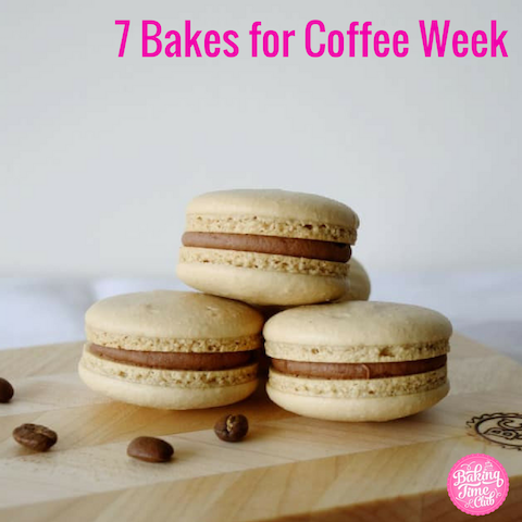 7 Bakes for Coffee Week