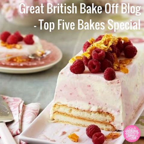 GBBO - Top Five Bakes Special