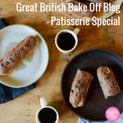 GBBO Blog - Patisserie Special