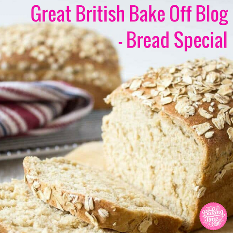 GBBO Blog - Bread Special