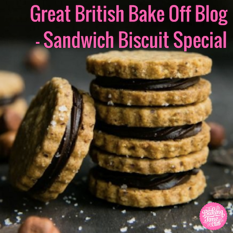 GBBO Blog - Sandwich Biscuit Special