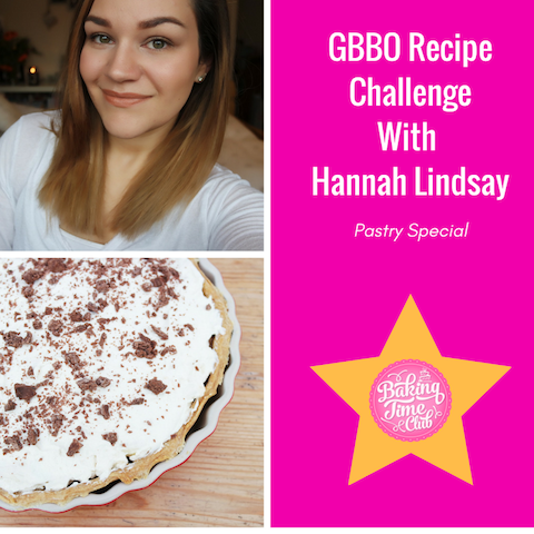 GBBO Recipe Challenge With Hannah Lindsay (Pastry Special)
