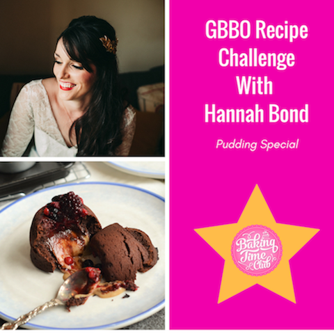 GBBO Recipe Challenge with Hannah Bond (Pudding Special)