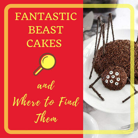 Fantastic Beast Cakes and Where to Find Them