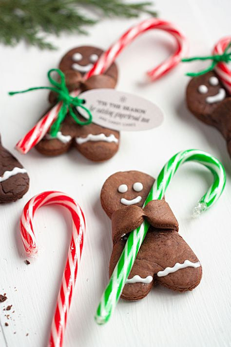 12 Ways to Decorate a Gingerbread Man