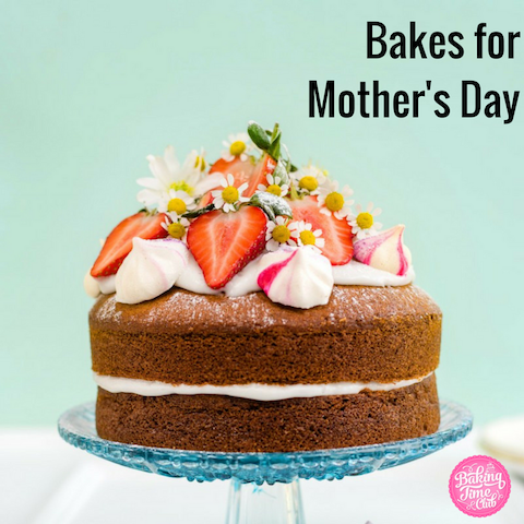 Bakes for Mother's Day