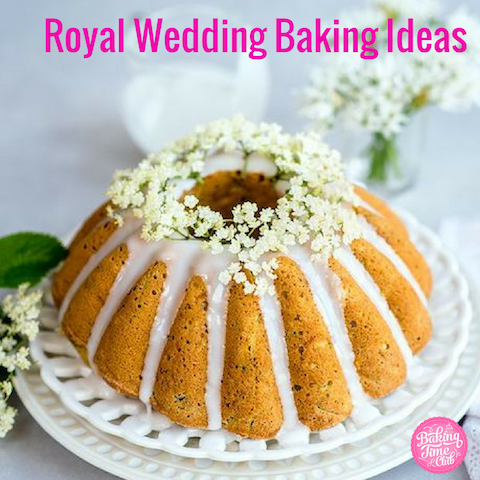 Royal Wedding Baking Ideas
