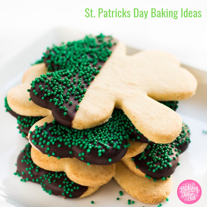 St Patrick's Day Baking Ideas
