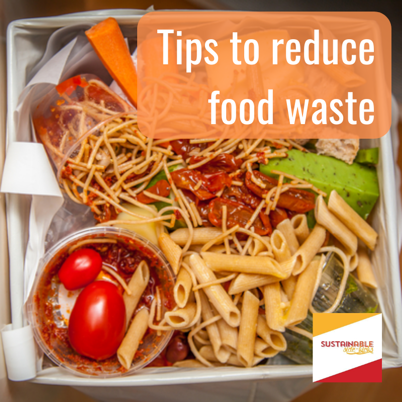 Top tips to reduce food waste in your food business
