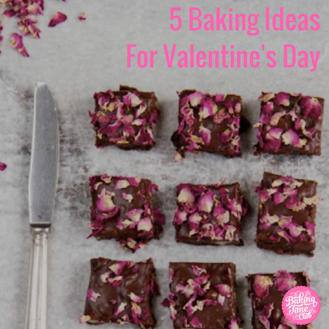 5 Baking Ideas for Valentine's Day