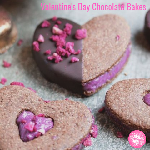 Valentine's Day Chocolate Bakes