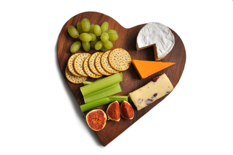 Share your love with a Heart Chopping Board