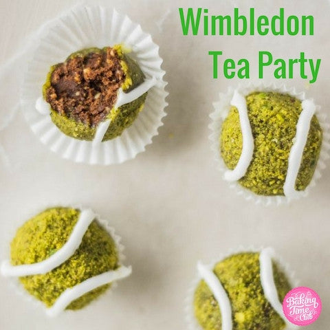 5 Amazing Baking Ideas For Your Wimbledon Tea Party!
