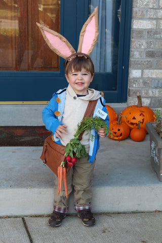 Easy book character costumes for boys