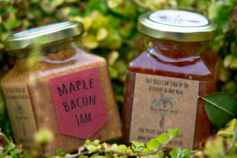 Maple and Bacon Jam