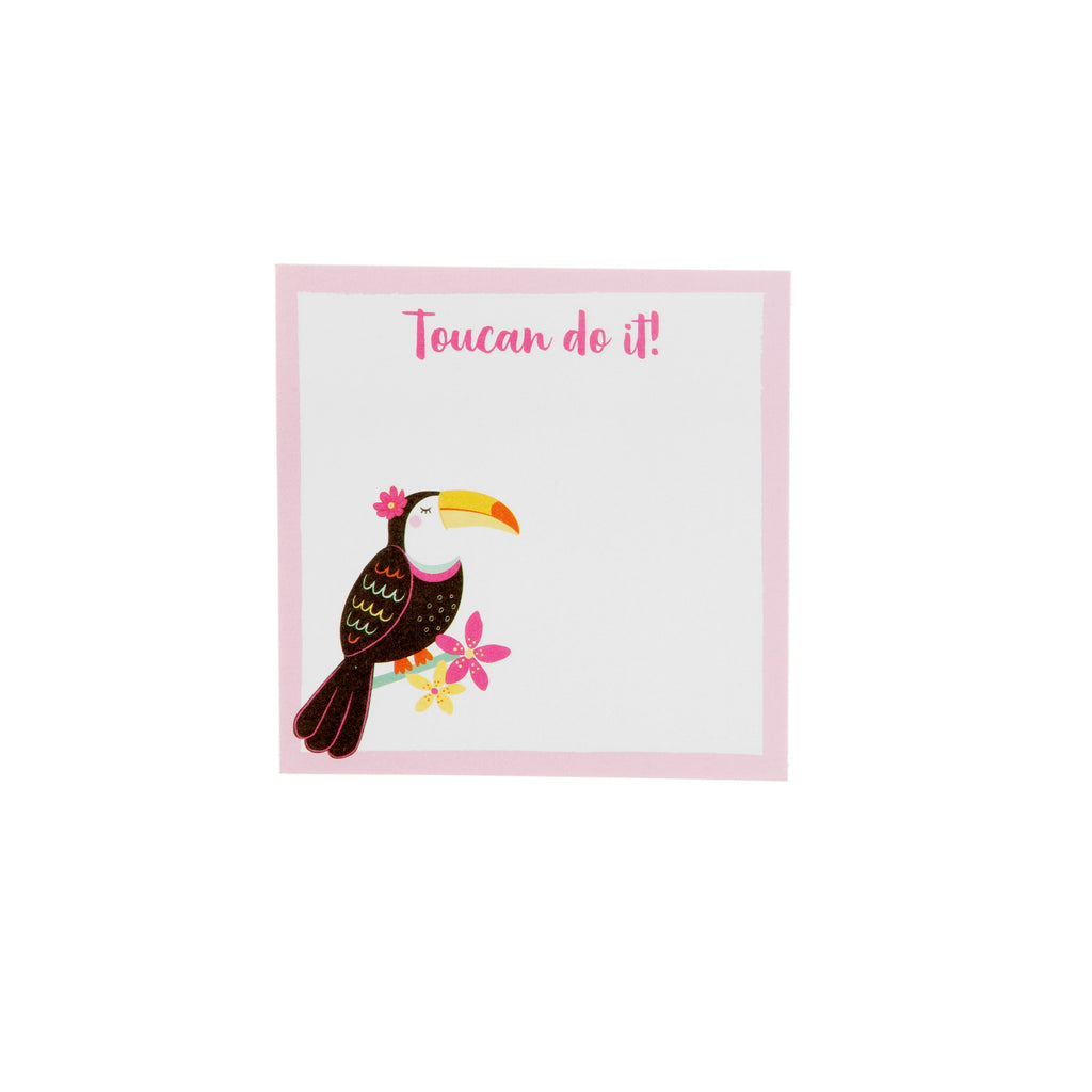 Toucan Sticky Notes