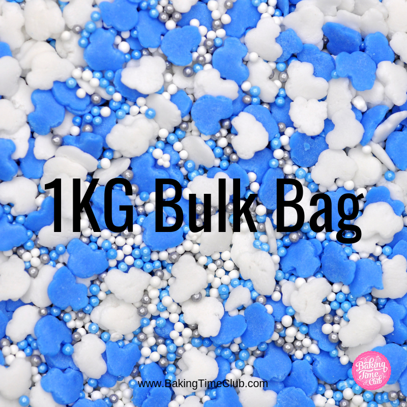 Bulk Bag - Clouds of Rain Sprinkles (Best Before 03 April 2020)