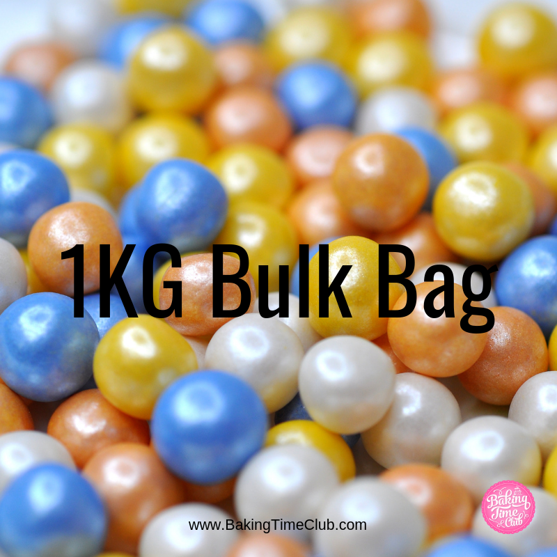 Bulk Bag - Spring Pearls (Best Before 22 Aug 2019)