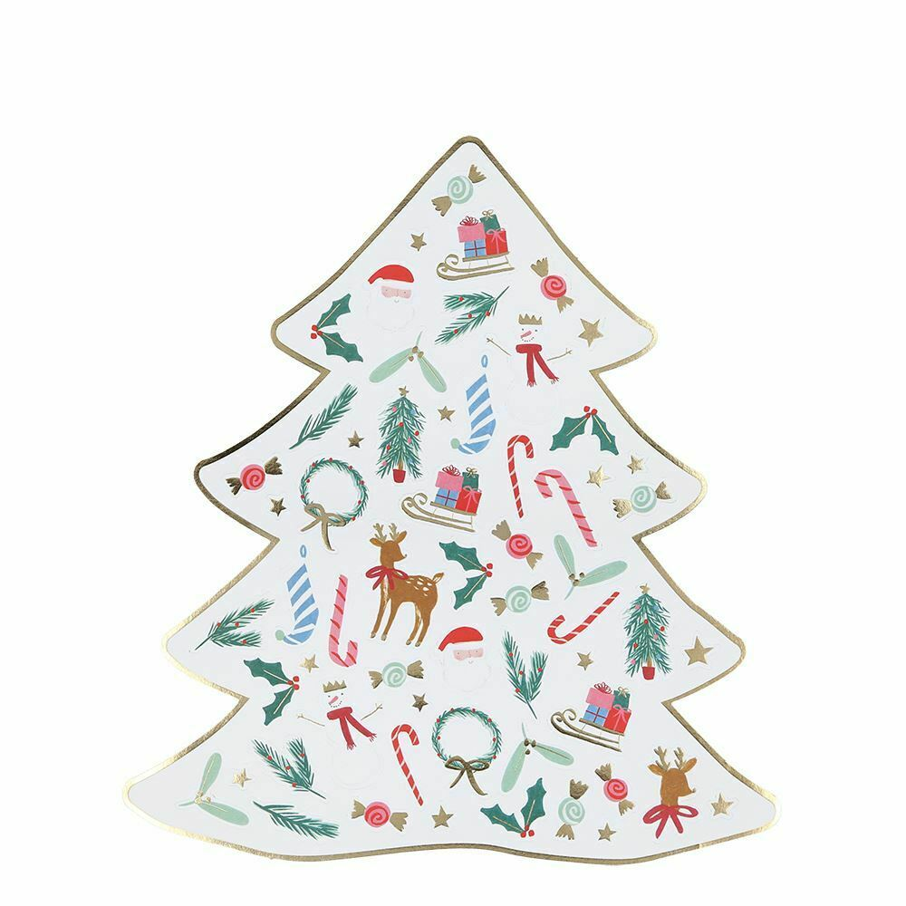 Christmas Mini Sticker Sheets