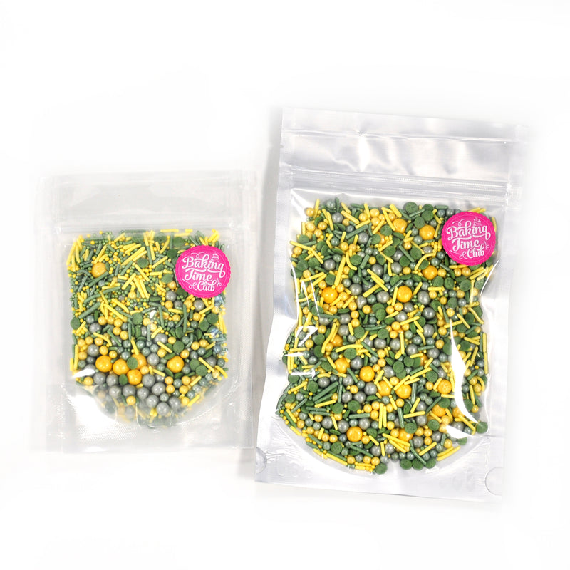 Bulk Bag- Citrus Sunshine Sprinkles  (Best Before 20 Aug 2019)