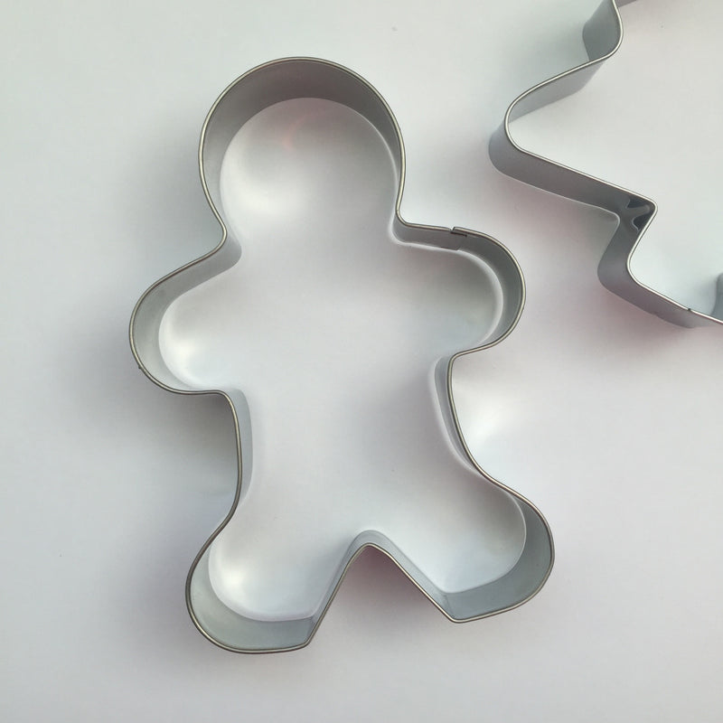 Large Gingerbread Men Cookie Cutter