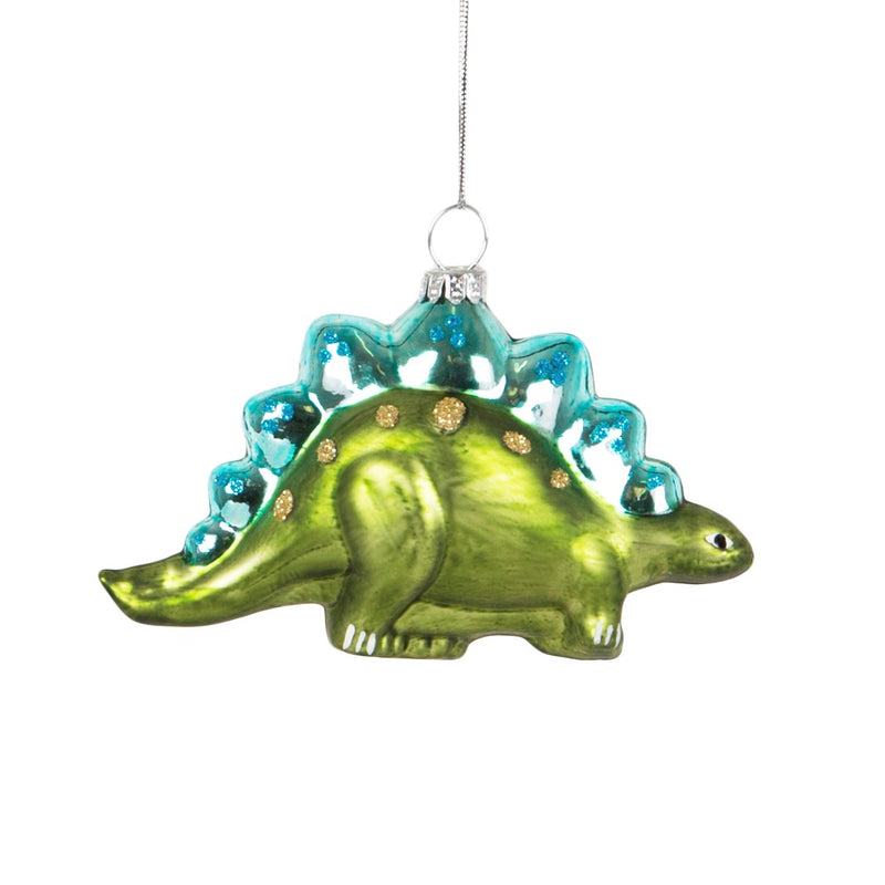 Jurassic Sammy Stegosaurus Bauble Hanging Decoration