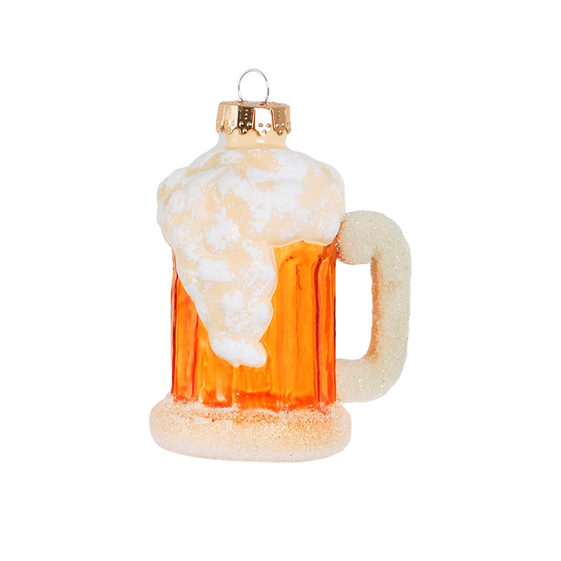 Mug of Beer Hanging Decoration Bauble