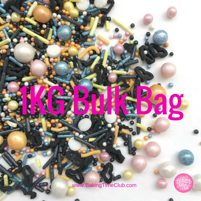 Bulk Bag - Lovely Allsorts Sprinkles